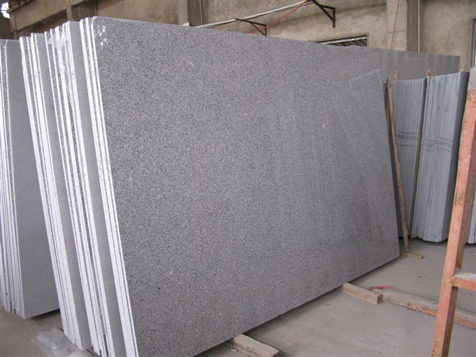 G603 Polished Grey Granite Slabs