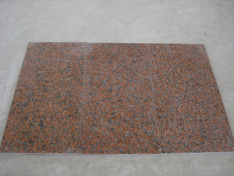 G562 Red Granite Tile