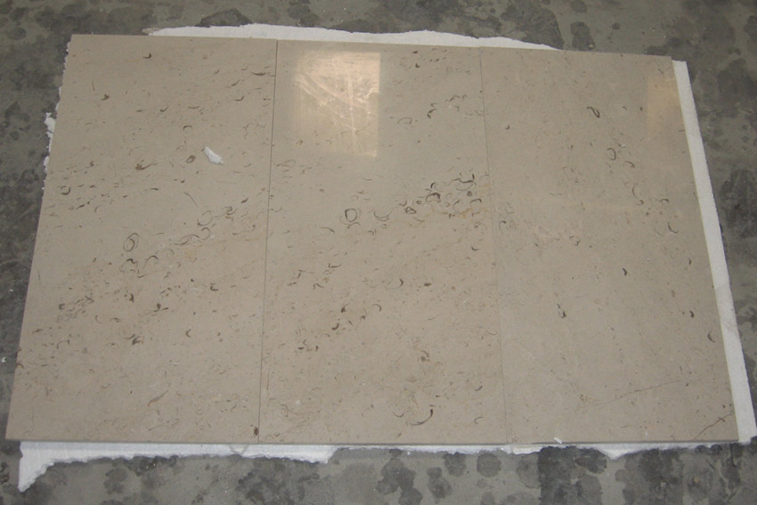 Vein Cream Marble Tile