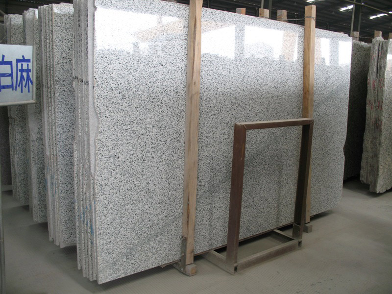 <strong>Gardenia White Granite Slab</strong>