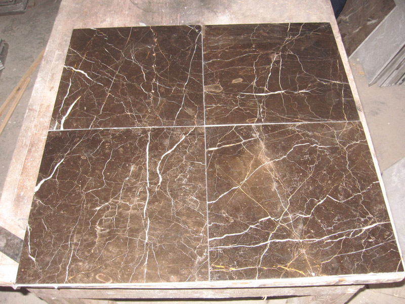 Coffee Marble Tile
