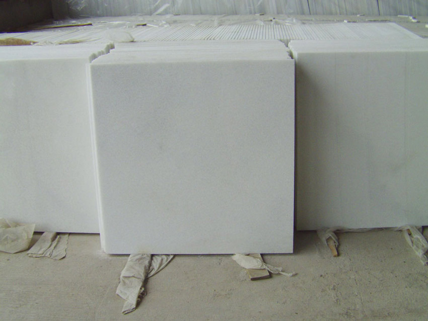 Crystal White Tile