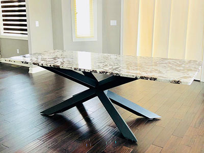 Granite Conference Table Tops