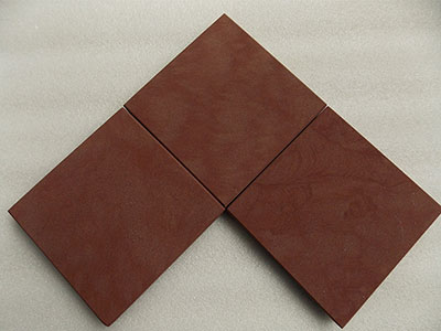 Pure Red Sandstone Tile