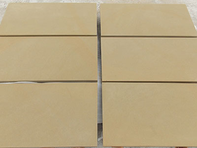 Pure Yellow Sandstone Tile